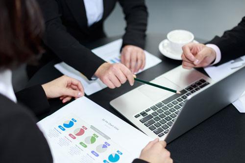 公司网上报税流程?快递公司会计怎么做账流程