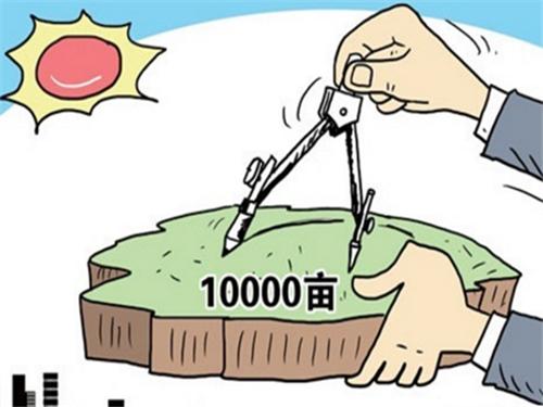 2019年安徽省耕地占用税实施细则